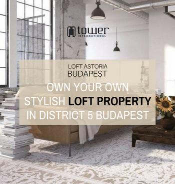 Loft Astoria Budapest